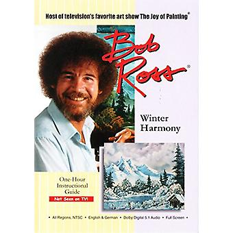 Bob Ross the Joy of Painting: Winter Harmony [DVD] USA import