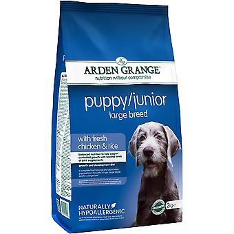 Arden Grange Puppy Junior Large Breed - 2kg