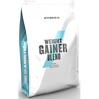 Myprotein Weight Gainer Vanilla 5000 gr