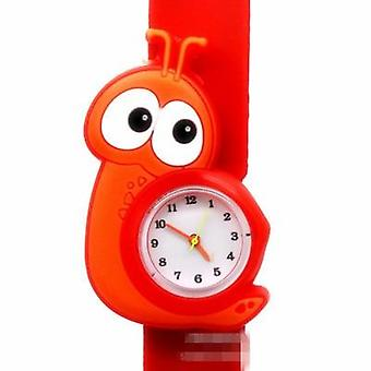 3D Cartoon Kids Baby Toy Clock for Girls Boys Gifts