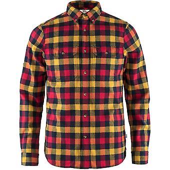 Fjallraven Skog Shirt - True Red