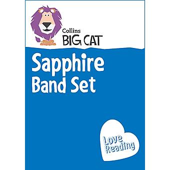 Sapphire Band Set by Prepared for publication by Collins Big Cat