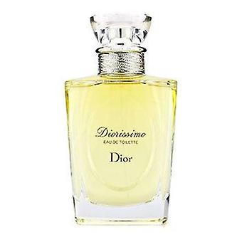 Diorissimo Eau De Toilette Spray 100ml or 3.3oz