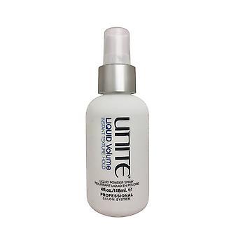 Unite Liquid Volume Liquid Powder Spray 4 OZ