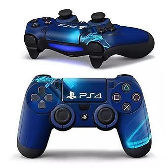 Adesivo de pele decalcal de vinil, capa protetora para Playstation Ps4