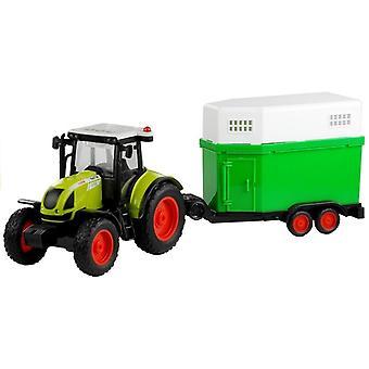 Tractor con remolque de caballos Friction Drive Sound 37.5