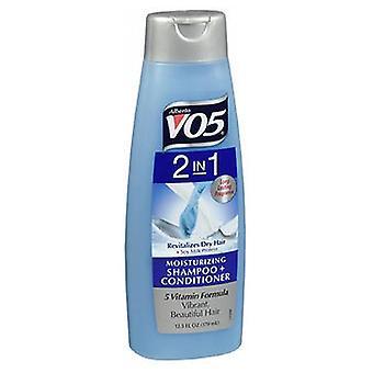Vo5 Moisturizer Shampoo + Conditioner, 12.5 Oz