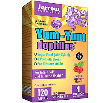 Jarrow Formulas Yum Yum Dophilus, 1 milliard organismer per 2 CAP, 120 Caps
