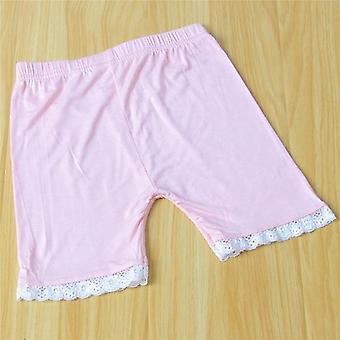 Girl Shorts Pants Solid Underwear Soft Elastic Cotton Leggings