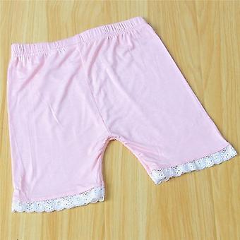 Tyttö shortsit housut, Kiinteä Alusvaatteet, Pehmeä Elastinen, Puuvilla leggingsit