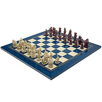 أليس في مجموعة الشطرنج الأزرق الكاردينال العجائب بالشطرنج بيركلي