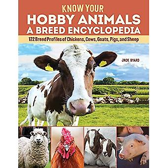 Know Your Hobby Animals: A� Breed Encyclopedia: 172 Breed Profiles of Chickens,� Cows, Goats, Pigs, and Sheep