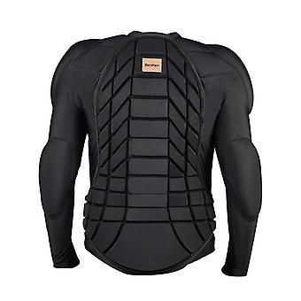 Erittäin kevyet suojavarusteet ulkohiihto, urheilu törmäyksenesto panssarin selkäranka