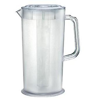 Plastic Ice-tea Coffee & Juice Pitcher Chilling Tube