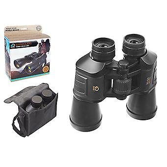 Summit Discovery 10 x 50 Binoculars With Carry Bag
