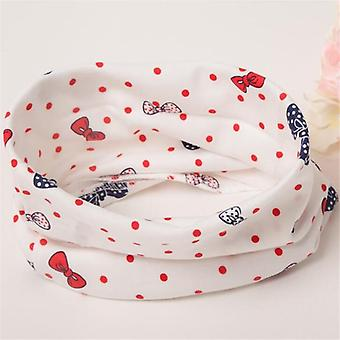 New Spring Autumn Baby O Ring Collar Winter  Magic Neckerchief