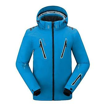 Men's Water-proof Breathable Thermal Cotton-padded Ski Jacket