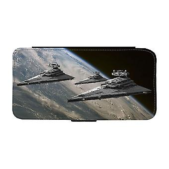 Star Destroyer iPhone 12 Mini Plånboksfodral
