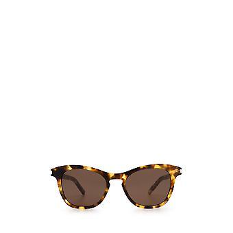 Saint Laurent SL 356 havana unisex solbriller