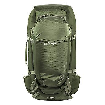 Berghaus Motive Travel 60+20 Outdoor Hiking Walking Backpack Rucksack Bag Khaki