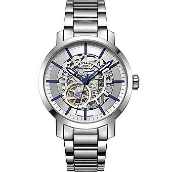 Mens Watch Rotary GB05350/06, Automaat, 42mm, 5ATM