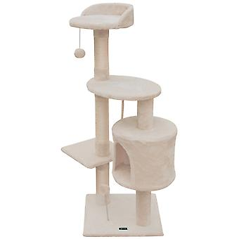 Gloria Pets Volga Cat Scratching Post and Play Center (Cats , Toys , Scratching Posts)