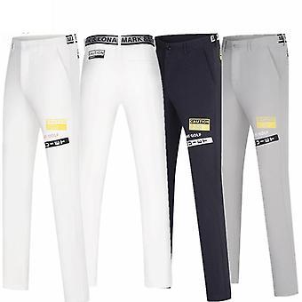 Мужчины Мода Спорт - Дыхательные брюки для гольфа