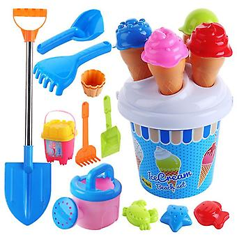 Ice Cream And Cake Series Sand Mould Set