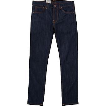 Nudie Jeans Lean Dean Slim Tapered Fit Jeans