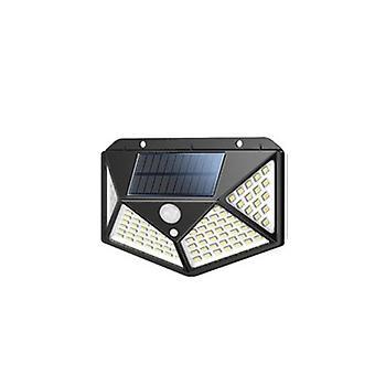 100 Led Solar Outdoor Lighting Lamp Powered Sunlight Waterproof Pir Motion