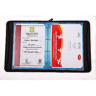 My Proud Moments Certificate Holders Extra Pages (Pack of 4) - Karate