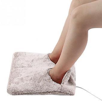 Multi-function warm foot treasure plug electric foot warmer heating foot pad electric heating hand warmers