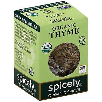 Tomillo orgánico especiado