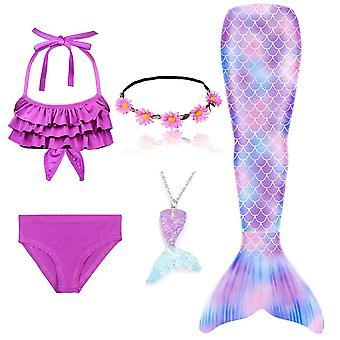 Kids Swimmable Mermaid Tail