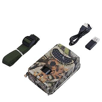 1080p Hd Infrared Hunting Camera Photo Trap 12mp 120 Degree Lens Caméra thermique