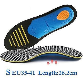 Orthopädische Schuhe Sohle Einlagen flache Füße