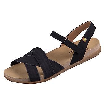 El Naturalista Zumaia N5249Tblack zapatos universales para mujer