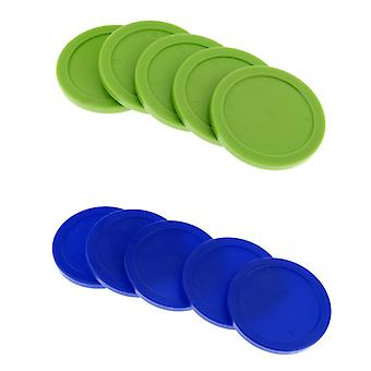 Air Hockey Pucks Sett