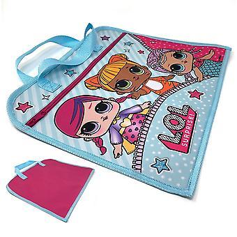 LOL Yllätys tytöt nuket kirja laukku