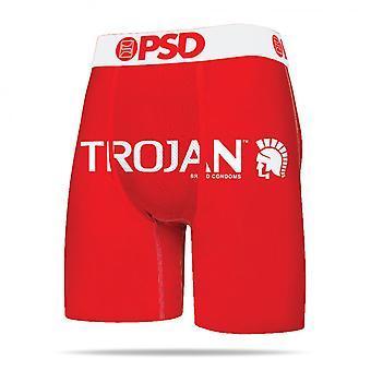 """Trojan Condoms """"Ask ME"""" Boxer Briefs"""