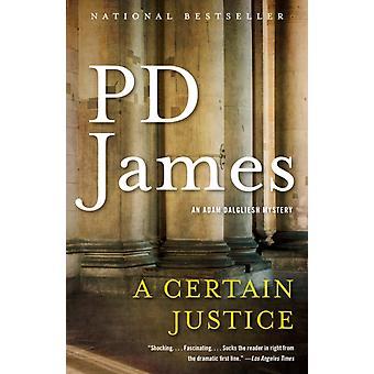 Tietty oikeus, jonka P D James