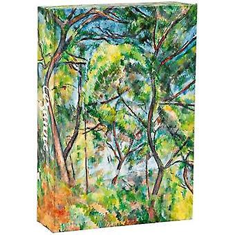 Notecards  Cezanne Landscapes Fliptop Notecard Box