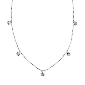 NOELANI Silver pendant necklace 925(10)