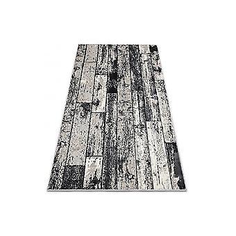 Rug LISBOA 27211356 Rectangles board, parquet grey