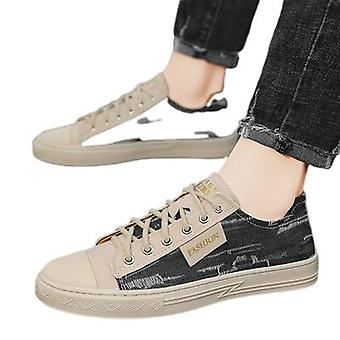Canvas All-match Men's Casual Sneakers