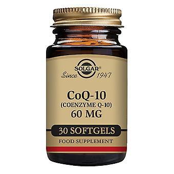 Coenzym Q-10 Solgar 60 mg (30 kapsler)