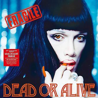 Dead Or Alive - Bräcklig röd vinyl från 20-årsjubileum