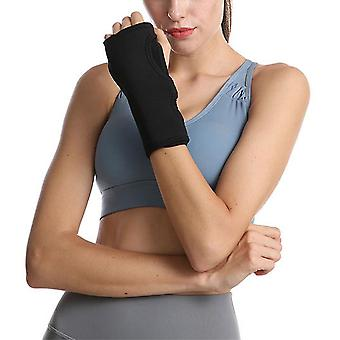 Night Wrist Sleep Support Brace-fits Both Hands-pain-relieving, Adjustable Sports Wristband Flexible