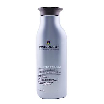 Pureology Strength Cure Blonde Purple Shampoo (Toning For Brassy  Colour-Treated Hair) 266ml/9oz