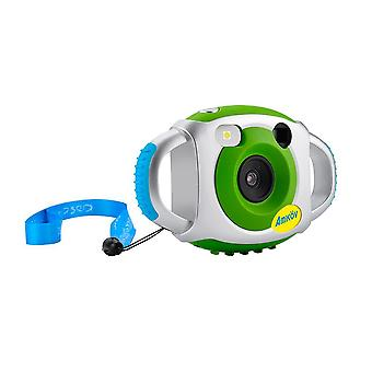 Mini cute cartoon children's camera video recorder projection camcorder hd screen digital camera for kids toys birthday gift hot